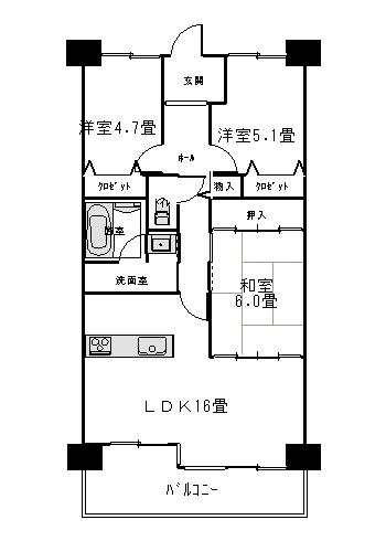 ★中古マンション★グランコート泉大津Ⅱウイングプラザ2番館 成約済